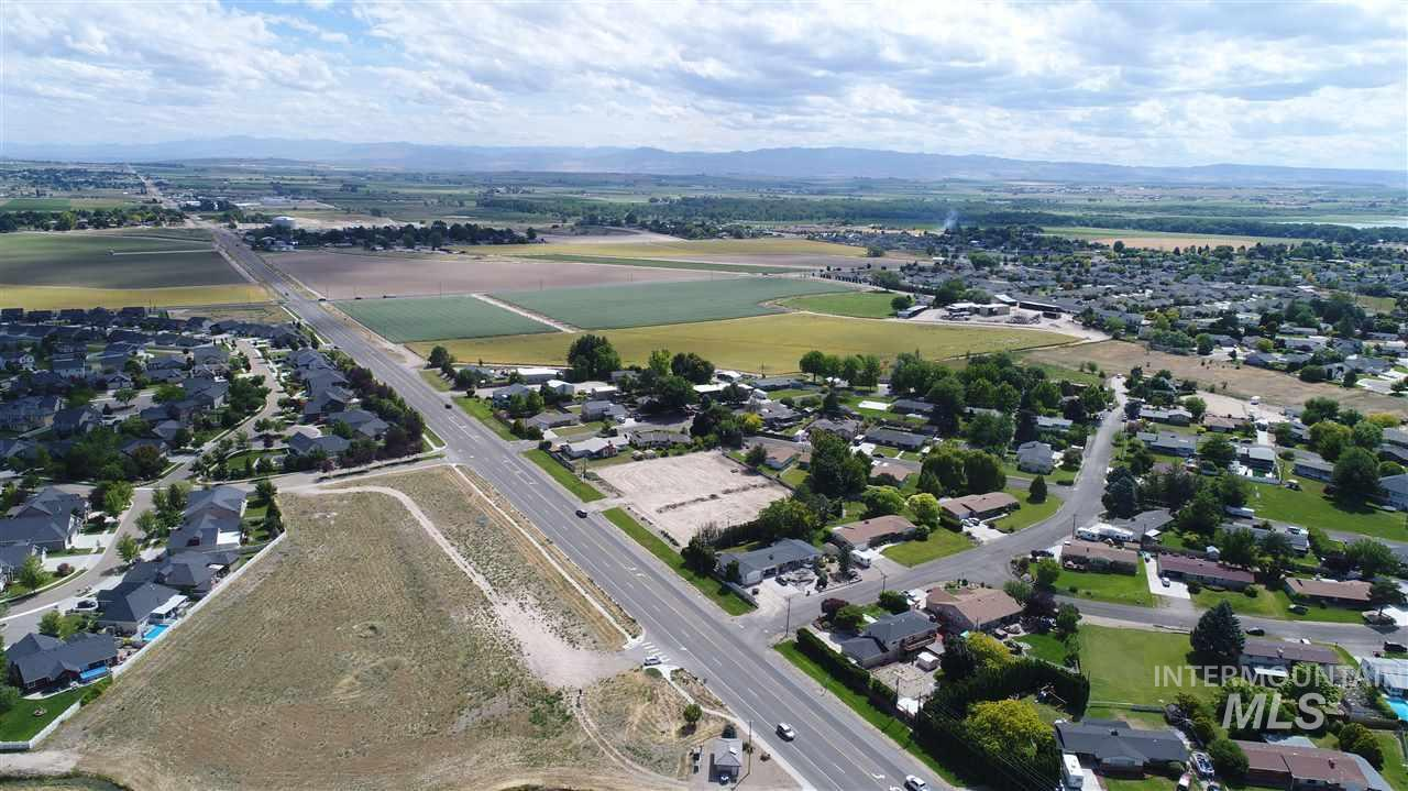 Nampa Idaho Commercial Land for Sale