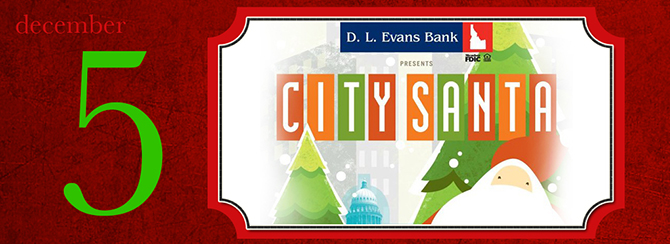Boise Idaho Holiday Activities December 5th, 2013