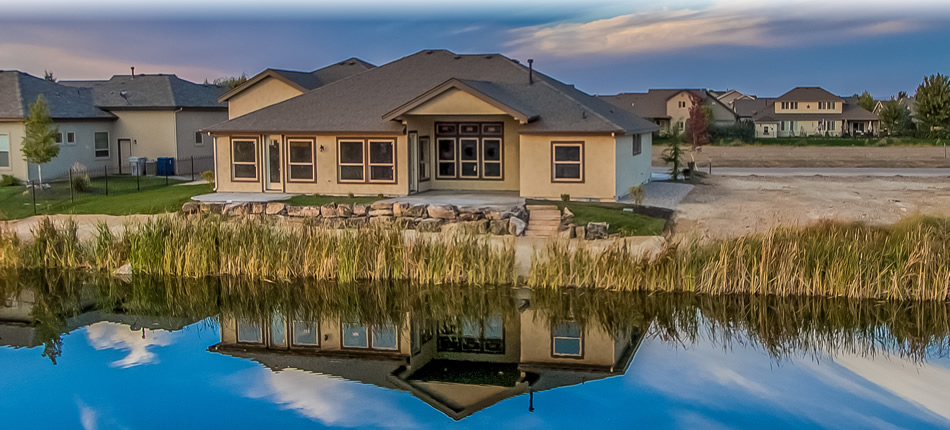 boise idaho waterfront homes for sale