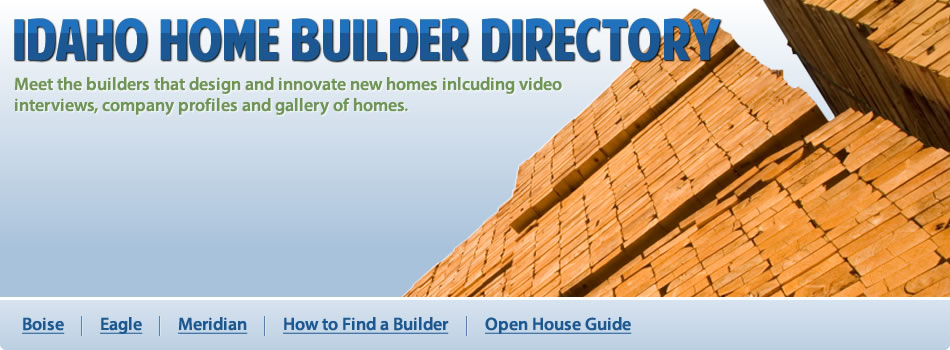 Boise Home Builders