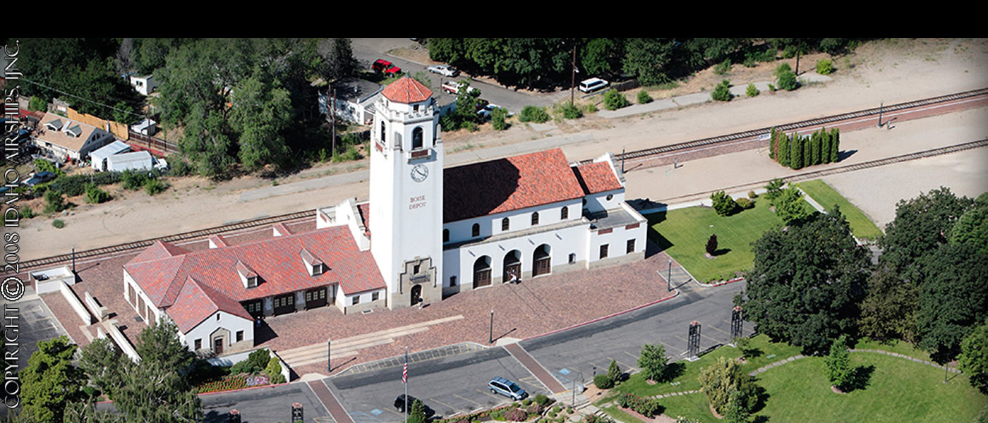 Boise Depot- What to Do in Boise!
