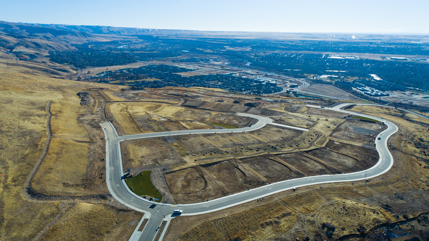 Boulder Point Subdivision Boise Idaho 83712, by Table Rock