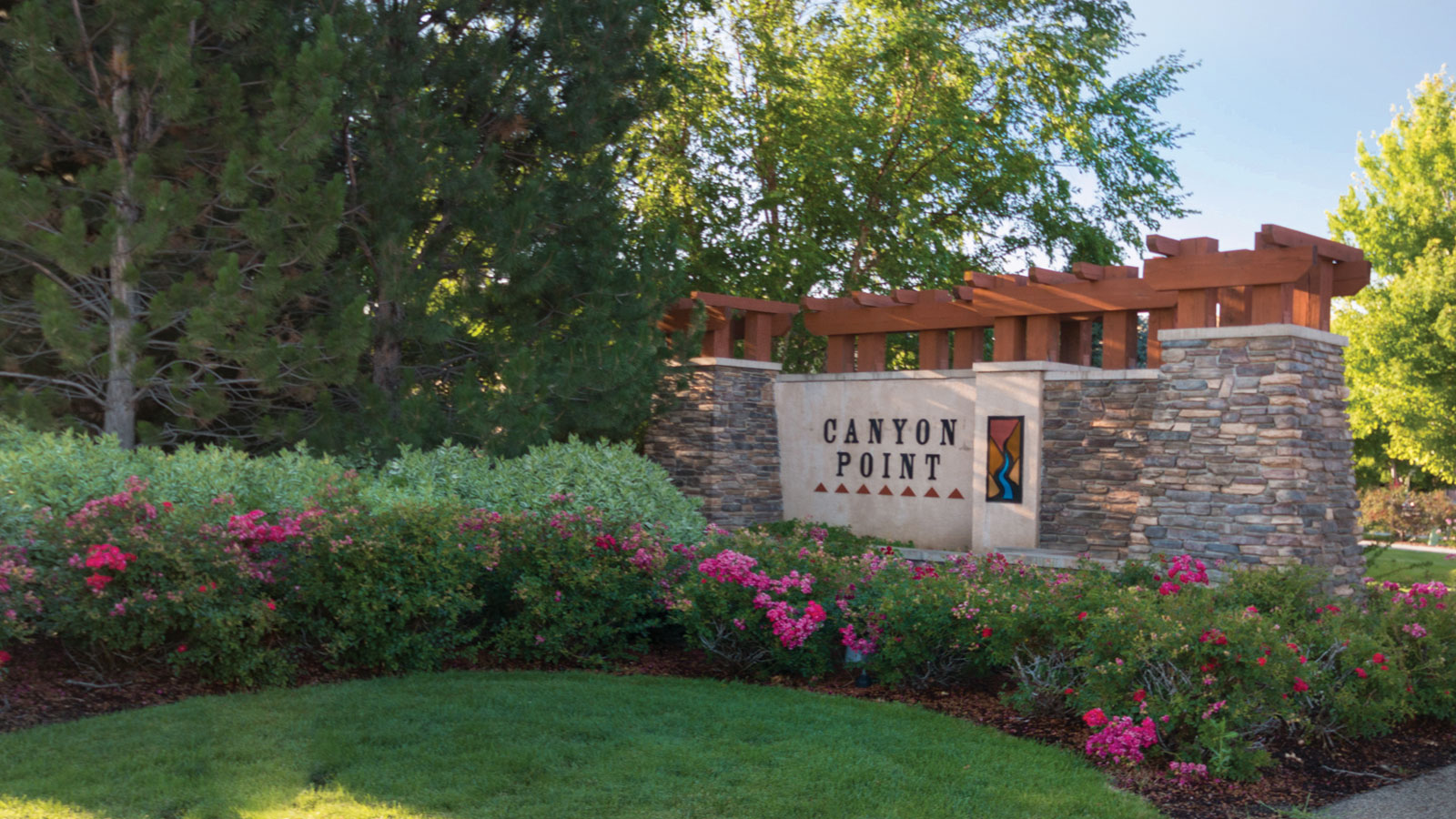 Homes for sale at Canyon Pointe Subdivision Boise Idaho