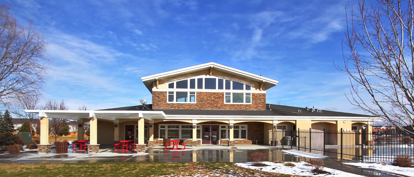 Charter Pointe Clubhouse