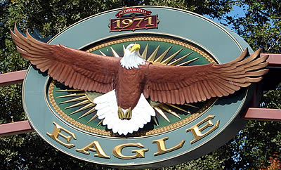 Eagle Idaho Landmark