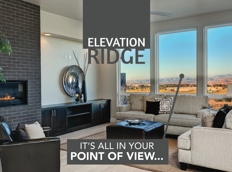 Elevation Ridge-Change your perspective!