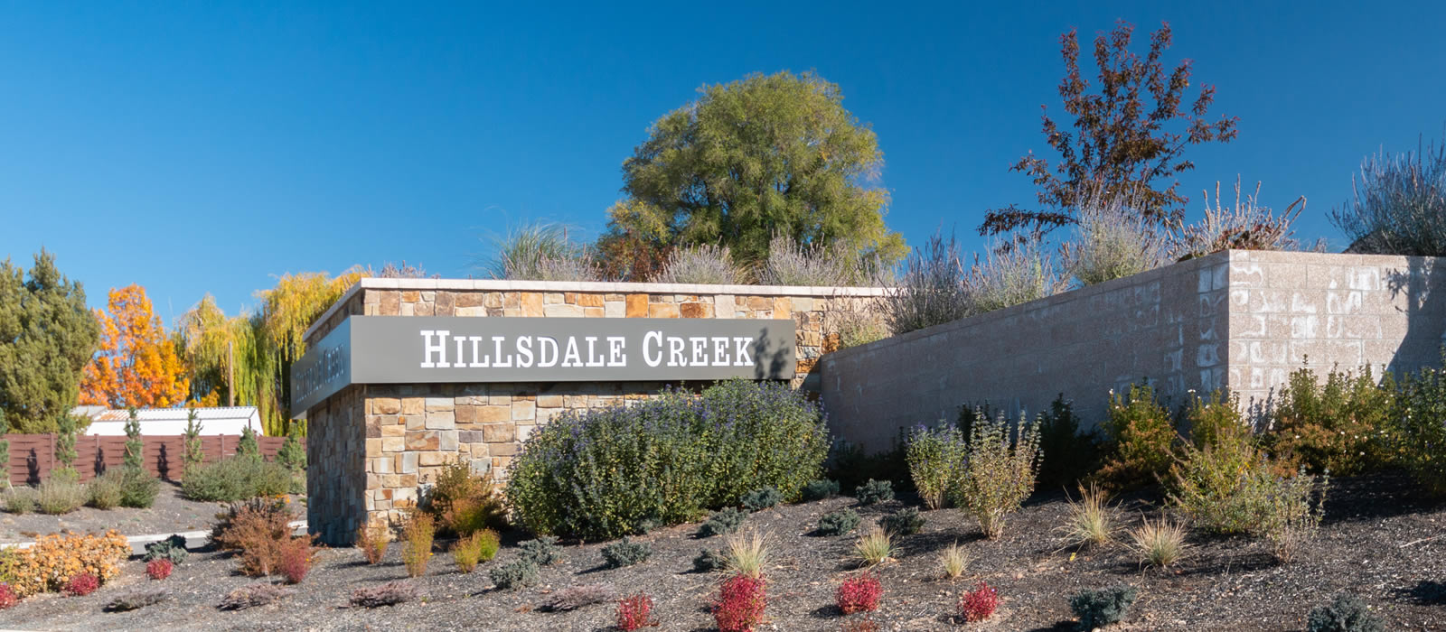 Hillsdale Creek Meridian Idaho