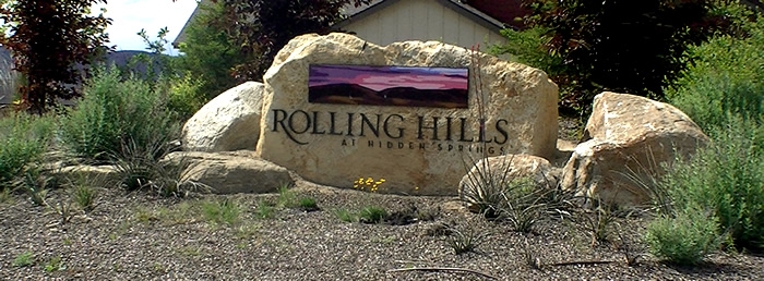 Rolling Hills at Hidden Springs
