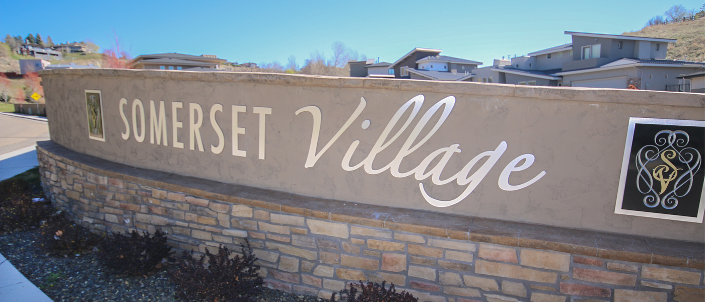 Somerset Heights & Somerset Village is a high-end luxury subdivision in Boise Idaho