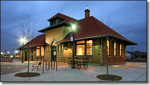Train Depot Caldwell Idaho