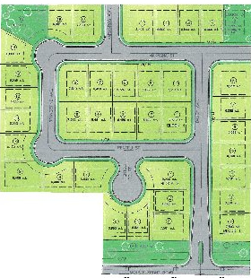 Marble Heights Subdivision Plat Mamp