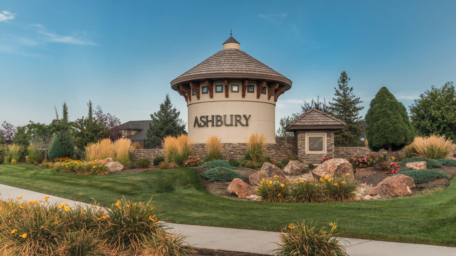 Ashbury Subdivision Eagle Idaho