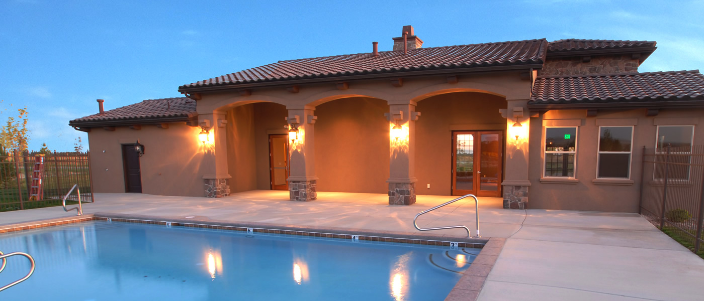 Bella Terra Subdivision Community Pool