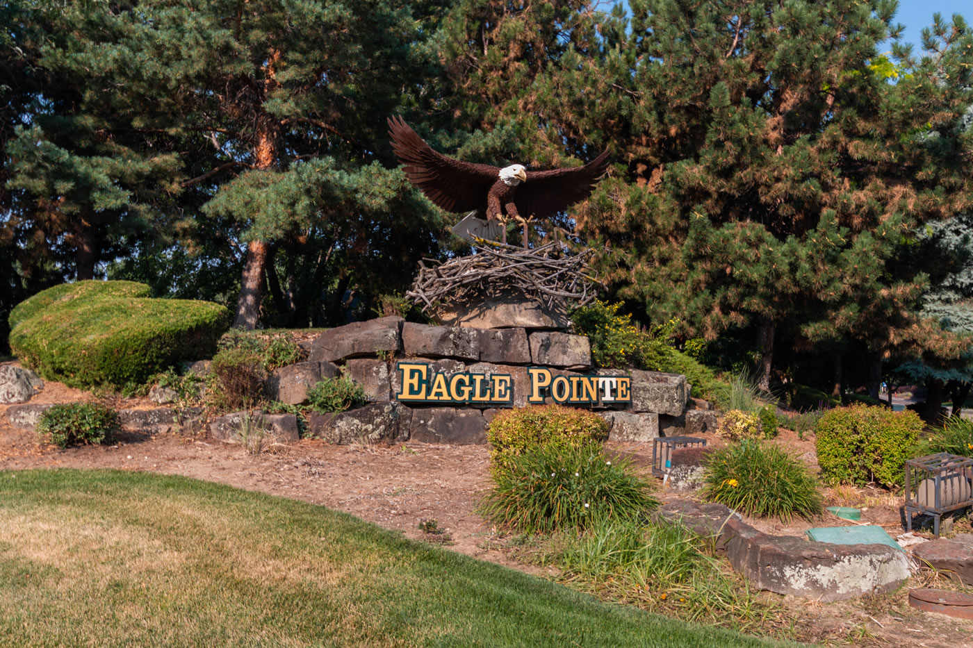 Eagle pointe Subdivision Eagle ID