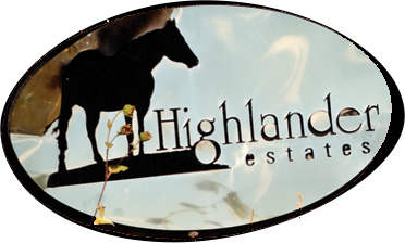 Highland Estates Subdivision logo