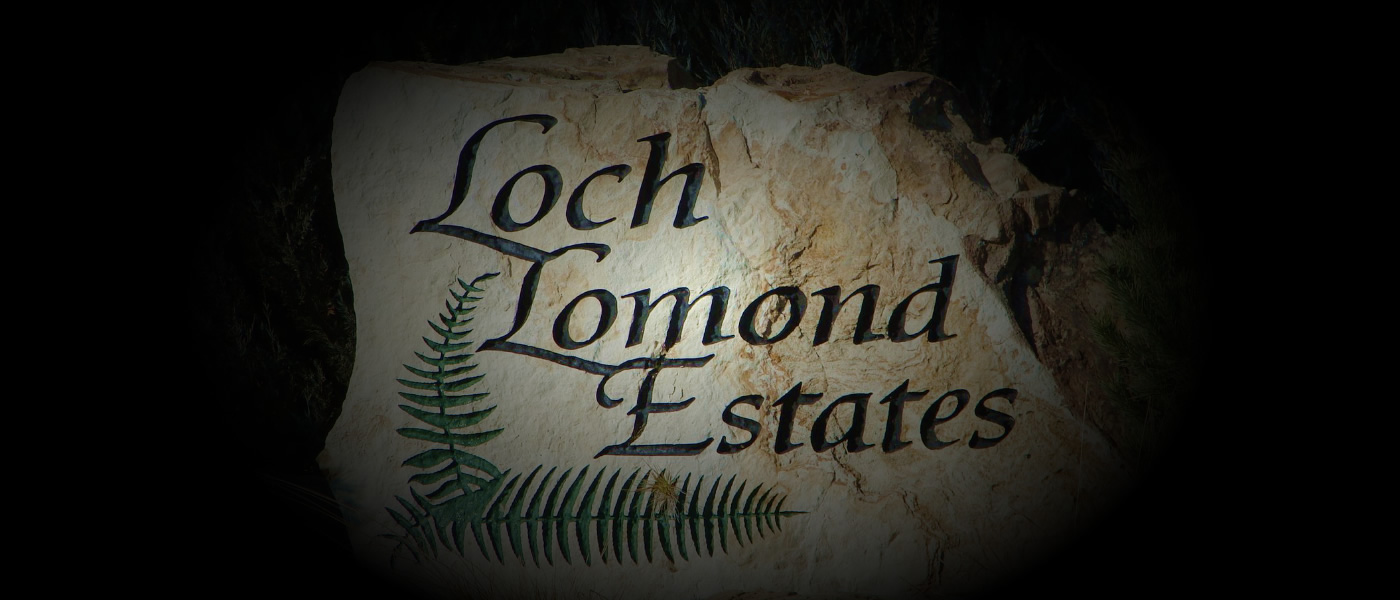 Loch Lomond Eagle Luxury Homes for Sale