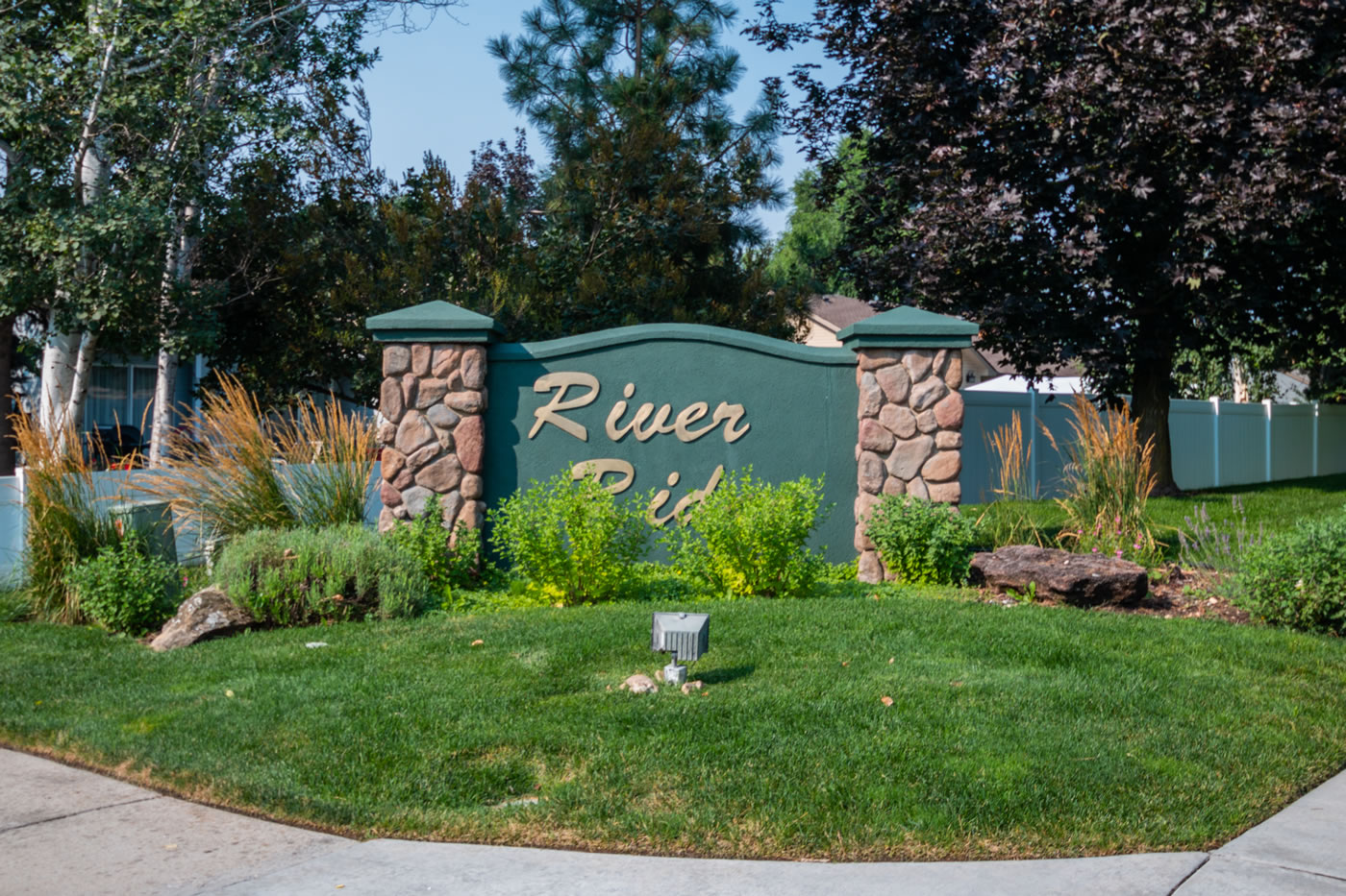 River Ridge Subdivision Eagle Idaho
