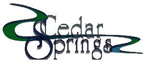 Cedar Springs Community logo