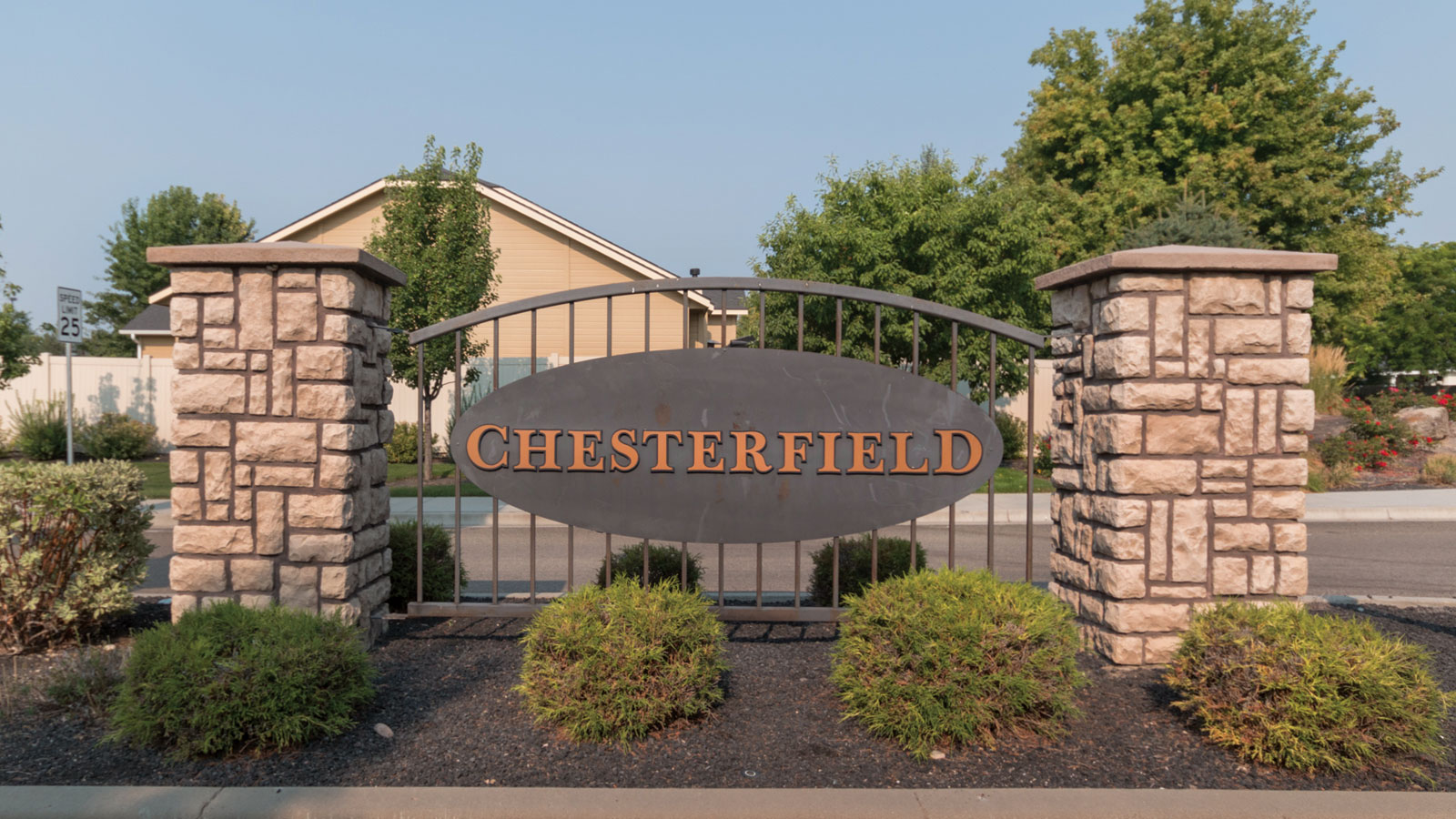New Build Properties In Chesterfield