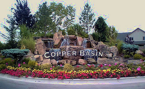 Copper Basin Meridian Idaho