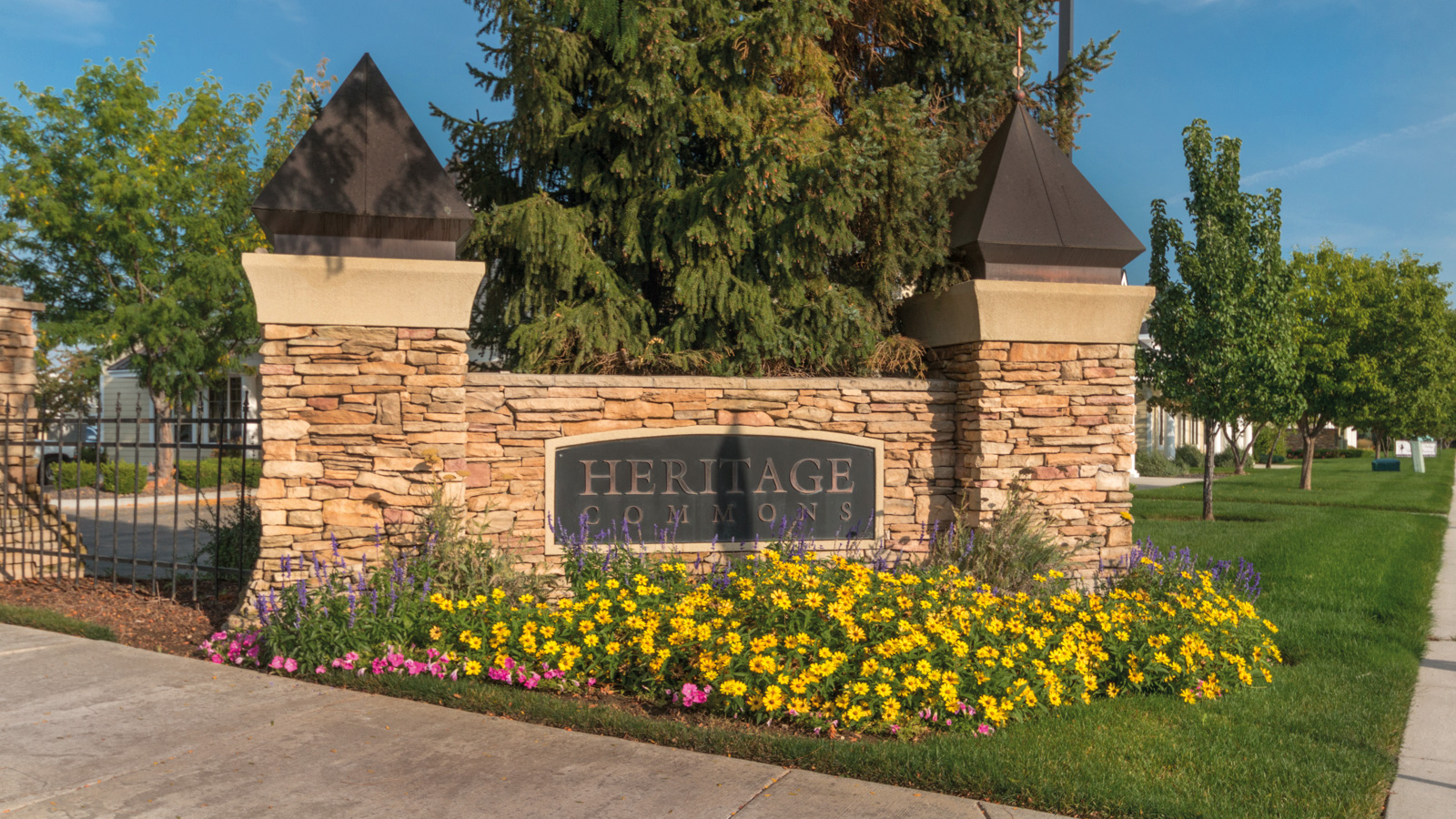 Heritage Commons Subdivision Meridian Idaho
