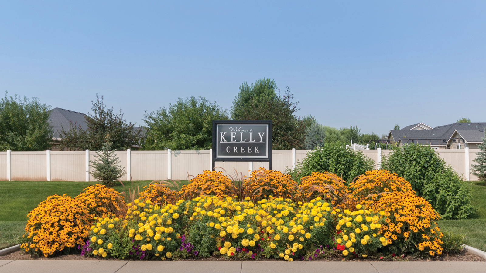 Kelly Creek Subdivision Meridian Idaho