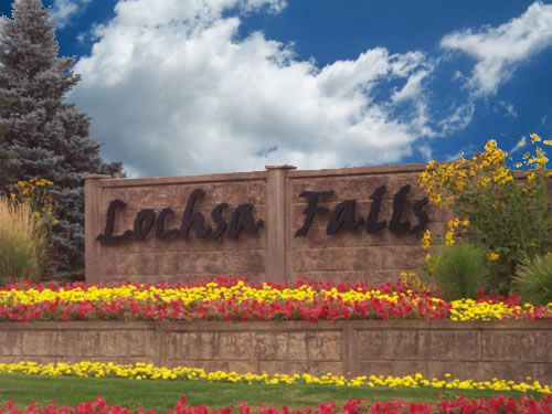 Lochsa Falls Subdivision meridian Idaho homes for sale
