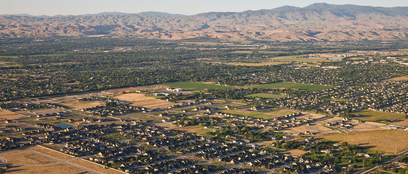 Northwest Meridian Idaho