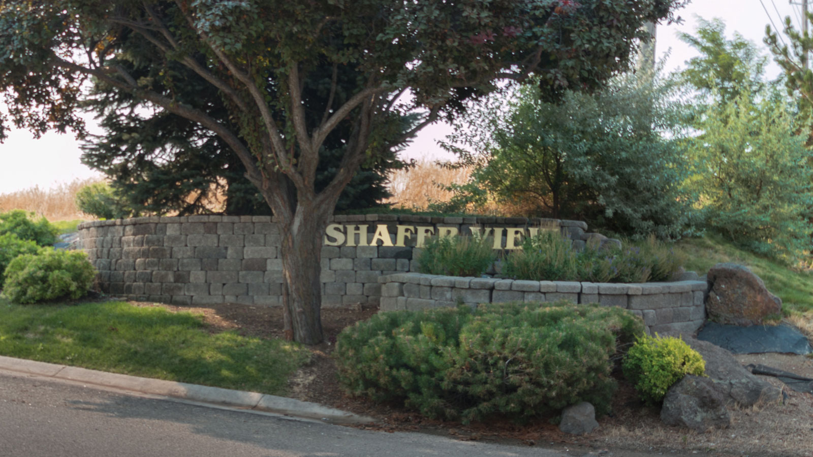 Shafer View Subdivision Meridian Idaho