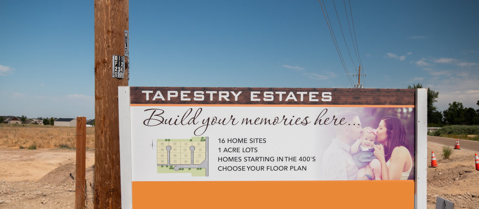 Tapestry Estates Middleton Idaho