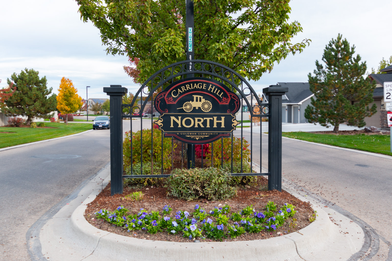 Carriage Hill North Subdivision