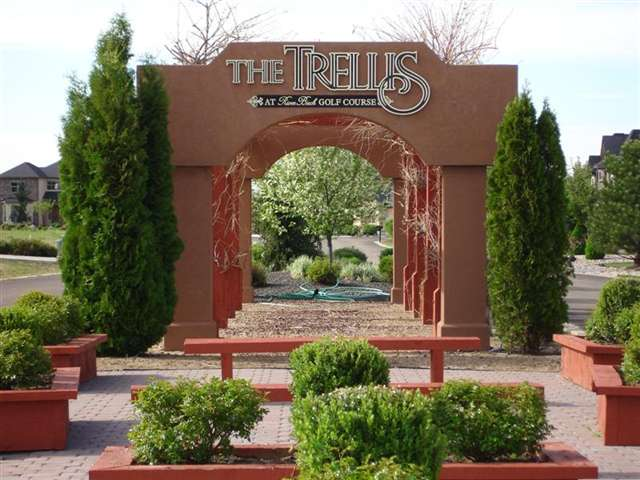 The Trellis Subdivision & Golf Community in Star Idaho