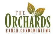The Orachards Condominiums Logo Boise Homes for Sale