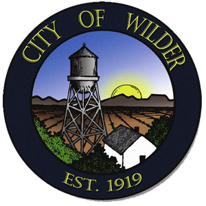 City of Wilder Idaho