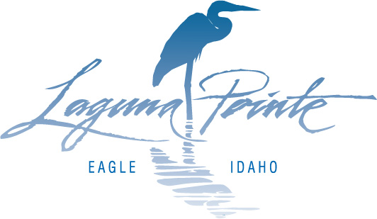 Eagle Idaho Subdivision Homes for Sale at Laguna Pointe