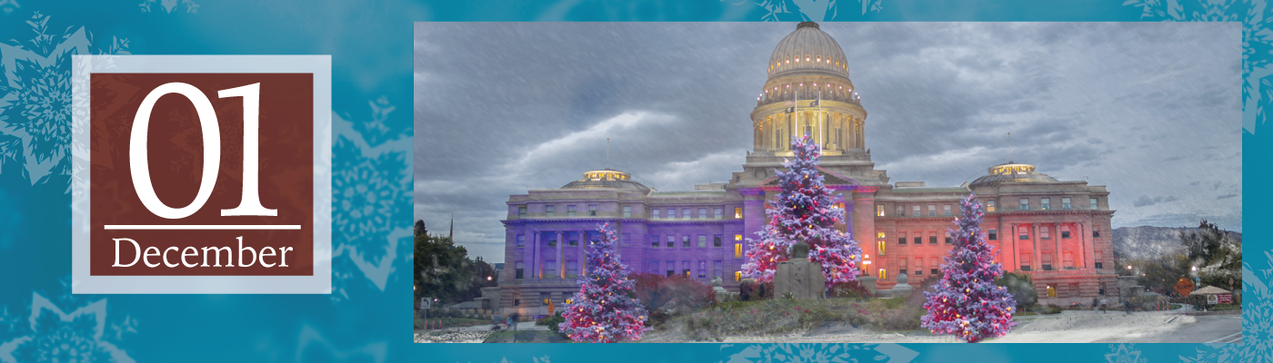 Boise Idaho Christmas Guide 2016